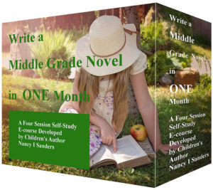 how to write from a child's point of view