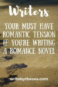 Romantic Tension: What is Going on Behind That Door? - How to Write