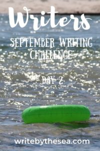 writing prompt challenge